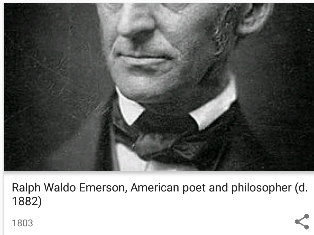 the transcendentalist movement of the 19th century On may 25, 1803, american essayist, lecturer, and poet ralph waldo emerson was born, who led the transcendentalist movement of the mid-19th centuryhe was seen as a champion of individualism and a prescient critic of the countervailing pressures of society.